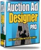 Thumbnail Auction Ad Designer Pro