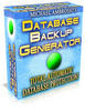 Thumbnail DATABASE BACKUP GENERATOR