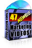 Thumbnail 47 Newbie Marketing Videos with Resale Rights